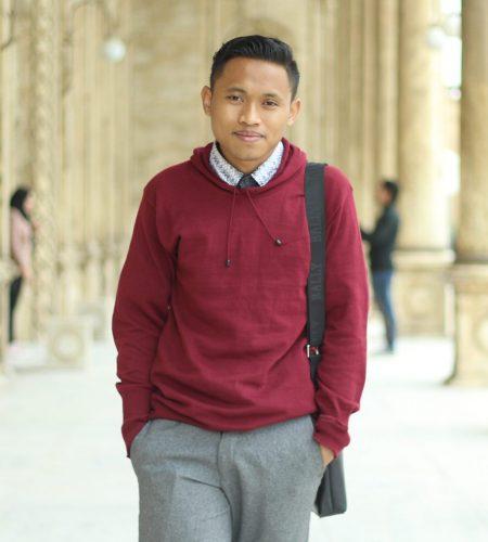 Muhammad Latif Mukti PPI Brunei Darussalam